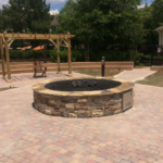 Outdoor Community Fire Pit
